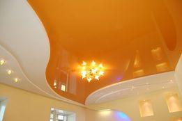 Натяжной потолок. Натяжные потолки без посредников от 130грн/м2