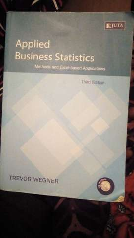 Applied Business Statistics: Methods and Excel-based Applications