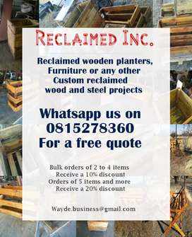 Whatsapp for a free quote