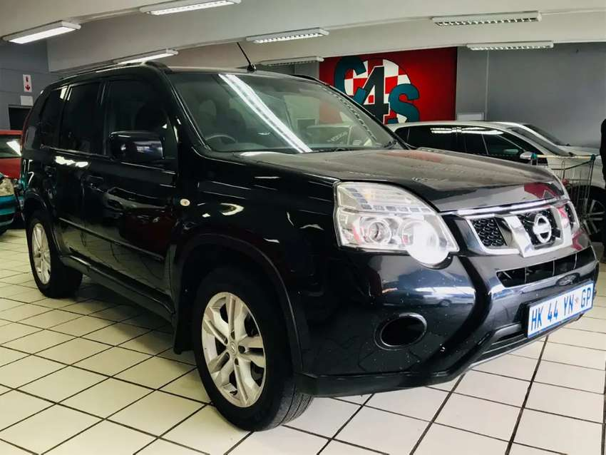 2014 Nissan Xtrail 2.5D Manual Suv CLEAN! 118 000KM! 0