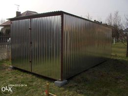 Garaz Blaszak 3x5 1530zl