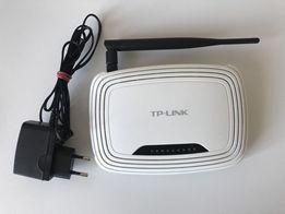 Продам беспроводной роутер TP-Link TL-WR741ND 150 Мбит/с (улучшено ПО)