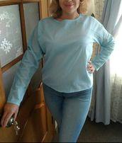 Блуза из натурального батиста с вышивкой.