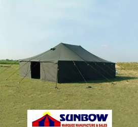 Canvas Tents For Sale!