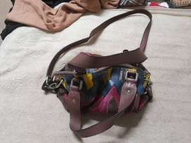 FOSSIL 'Long Live Vintage Since 1954' Handbag {EXTREMELY RARE!}