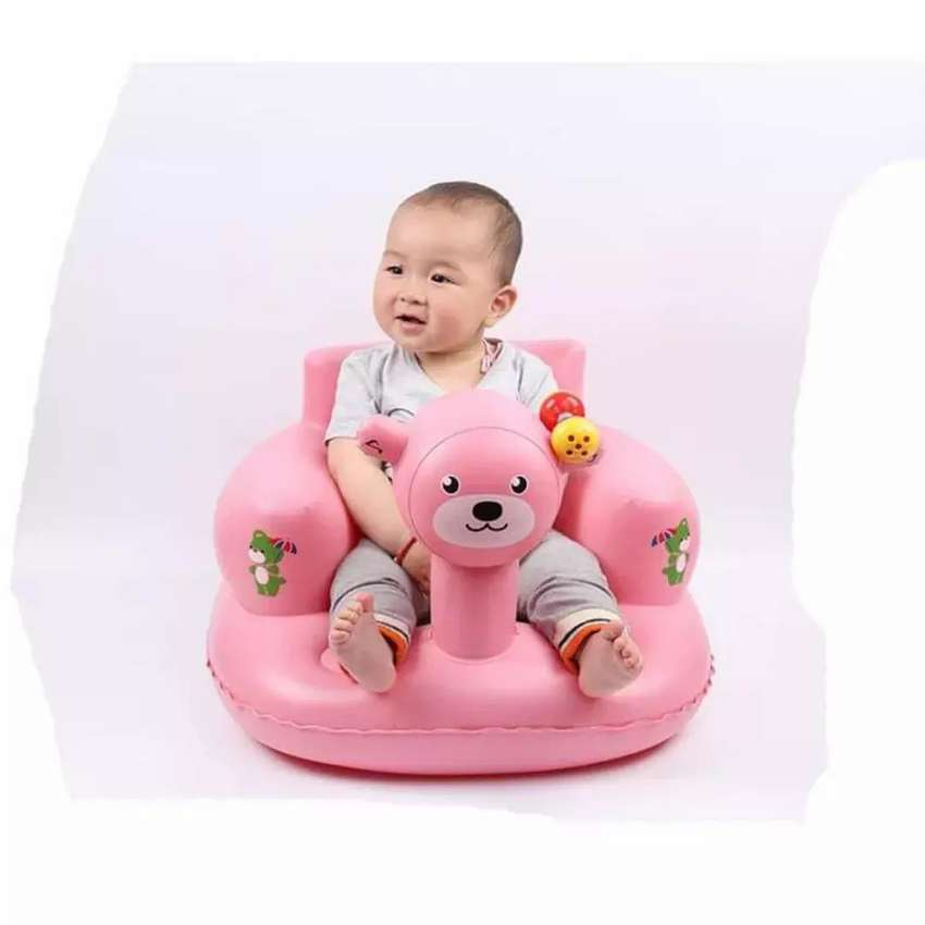 Baby inflatable training seat 0