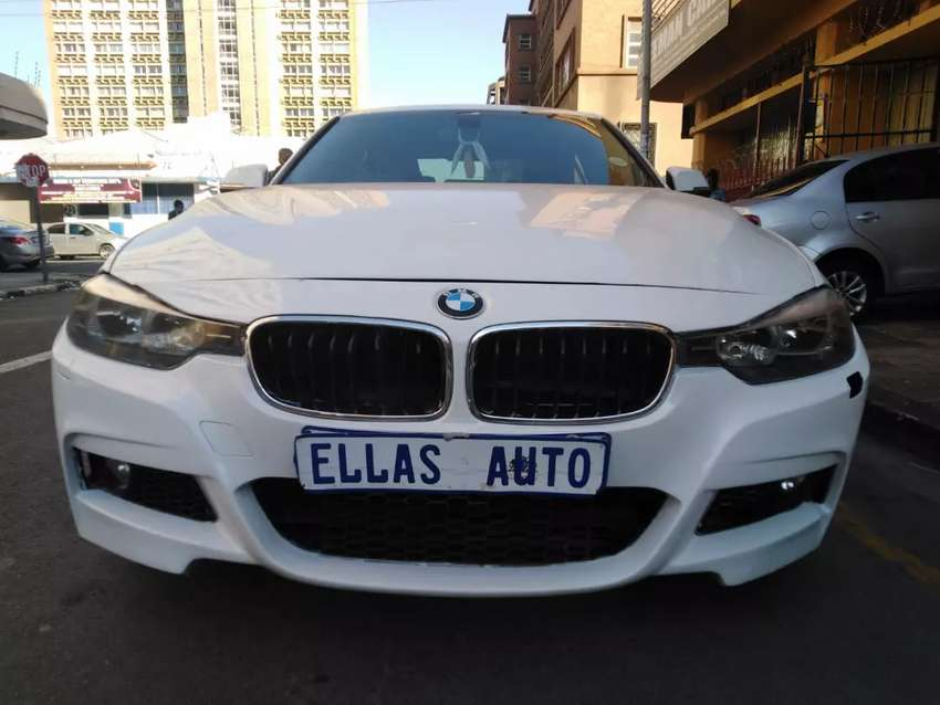 Pre owned 2013 BMW 320i F30 Auto. 0