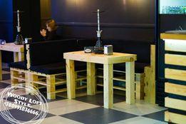 В Наличии Диваны,Столы из дерева Loft Лофт.мебель из поддонов паллет