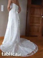 Przepiękna suknia ślubna Herms model Liadore - Promocja!