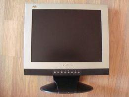 "Монитор 15"" Viewsonic VX500 (VGA, DVI) со встроенными колонками, микро"