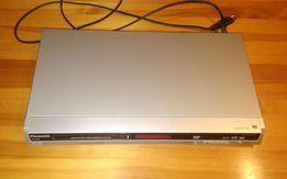 Odtwarzacz DVD / CD Panasonic model S29, z pilotem. REZERWACJA.