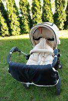 wielofunkcyjny wózek Teutonia Mistral 2w1 gratisy