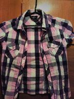 Очень классная рубашка - блузка р. 146-152