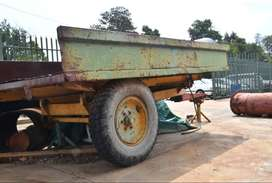 Industrial trailer for sale