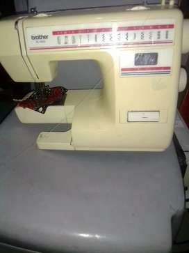 Brother xl 4000 sewing machine working condition serviced recently com