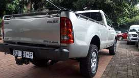 Toyota Hilux SRX 2.5D4D Highraider Single Cab Manual For Sale