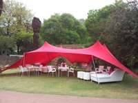 Image of Stretch Tents, For Hire