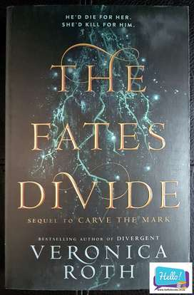 Veronica Roth The Fates Divide
