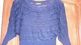 продам новое платье вязаный трикотаж