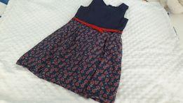 Sukienka 98 5.10.15 biedronki
