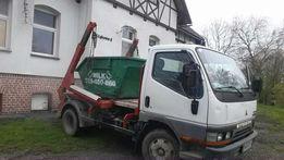 Wywóz gruzu , odpadów , śmieci. Wynajem kontenerów. Kontenery Wrocław