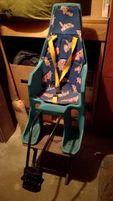 Krzesełko na rower 22 kg