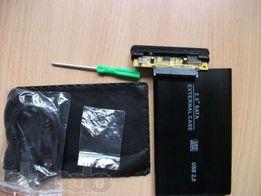 Внешний карман для HDD 2.5(ноутбучный) USB 2.0 SATA
