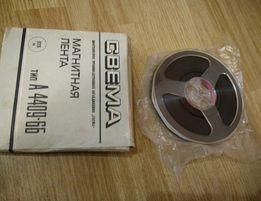 Магнитная лента Свема касета с записью