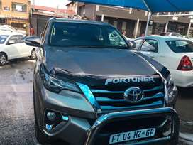 Toyota Fortuner 2.8GD6 auto