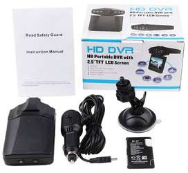 """Dashboard Camera HD Portable DVR with 2.5"""" TFT LCD Screen plus More."""