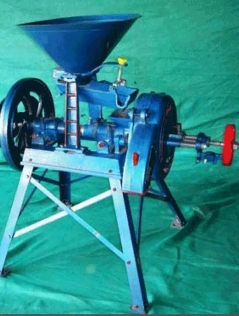 Corn mill and electric motor 0