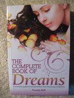 Книга на английском языке Толкователь снов