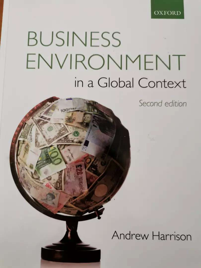 Business Environment in a Global Context 0