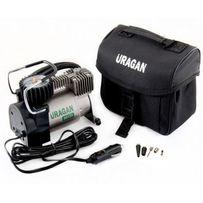 Автомобильный компрессор URAGAN 90135 (Авто компрессор) (24 мес. гаран