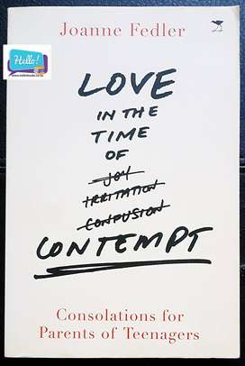 Joanne Fedler Love In The Time Of Contempt