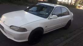 Honda ballade for sale 1.6