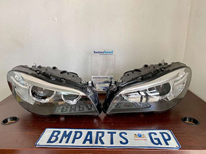 Bmw F10 Xenon LCI Headlight For Sale 0
