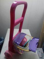 Wózek piknikowy dla dziewczynki