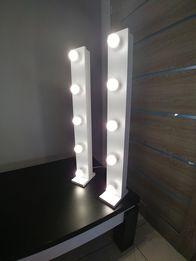 Listwa Led oświetlenie do makijażu wizażu Hollywood make up lampa
