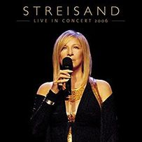 Live In Concert 2006 Streisand Barbra 2 CD