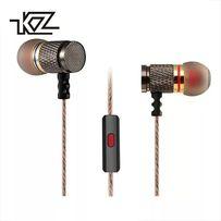 Якісні навушники гарнітура QKZ- ED2 металевий корпус