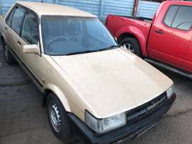Toyota AE82 chisel nose