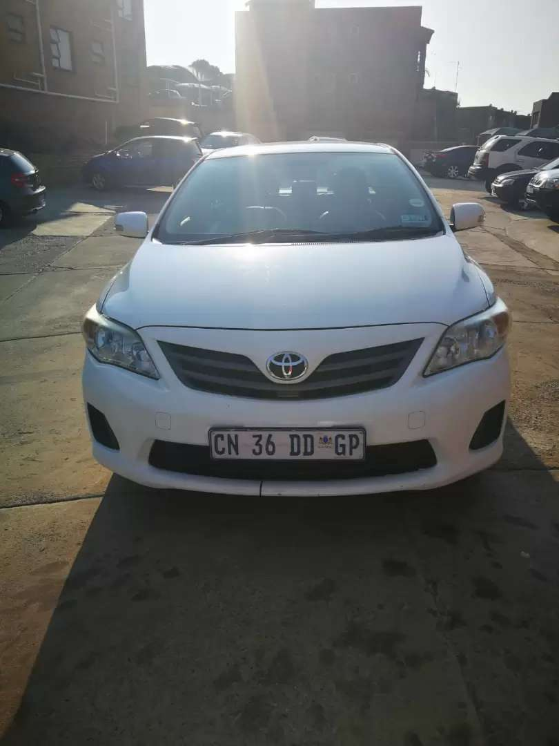 Excellent 2014 Toyota professional 1.6 with full service 0