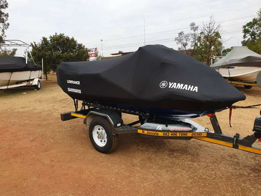 Jetski covers - Custom made for towing and storage