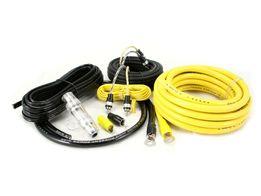 Zestaw kabli do wzmacniacza CCA-24 600W RMS Bas Audio Skrzyszów Śl.