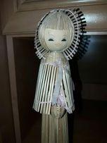 Rękodzieło lalka naturalna