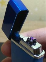 USB-Slyle подарочная зажигалка