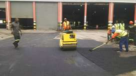 DOMESTIC AND INDUSTRIAL TAR SURFACE