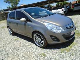 2012 Opel Corsa D With 85000km