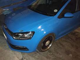 Vw Polo 1.2 Tsi Highline 2014
